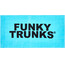 Funky Trunks Towel Still Lagoon